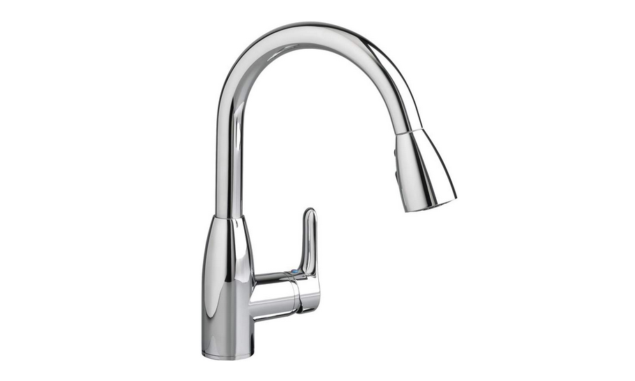 American Standard 4175300.002 Colony Soft 1 Handle High Arc Pull Down Kitchen Faucet Review