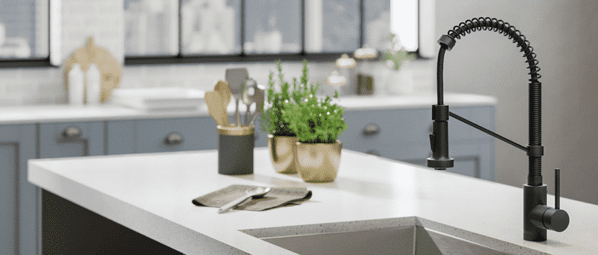 Commercial Kitchen Faucets Buying Guide