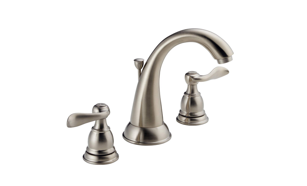 Delta Faucet Windemere 2-Handle Widespread Bathroom Faucet Review