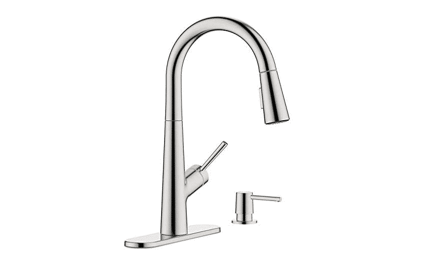 Hansgrohe Lacuna Pull Down Kitchen Faucet Review