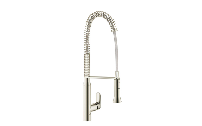 K7 Semi-Pro Single-Handle Pull-Out Kitchen Faucet
