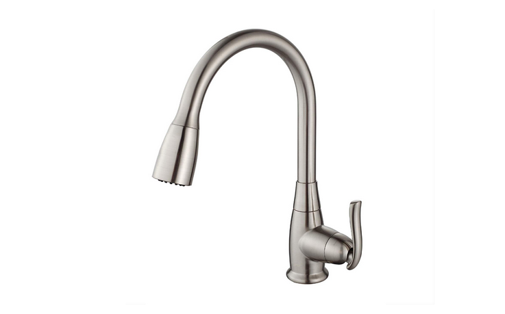 KRAUS KPF-2230SN Single Lever Pull Out Kitchen Faucet Review