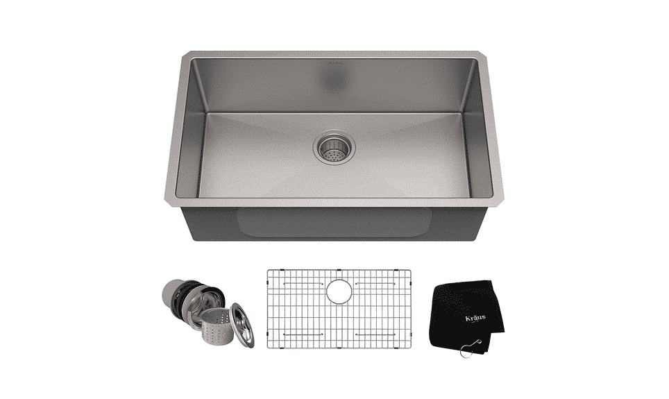 Kraus KHU100-30 Kitchen Sink Review