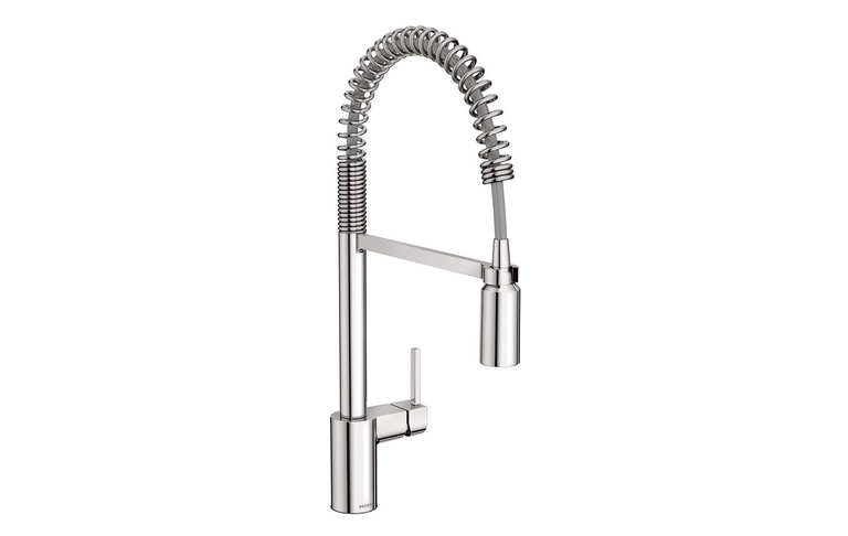 Moen 5923 Align Single-Handled Spring Pulldown Kitchen Faucet Review
