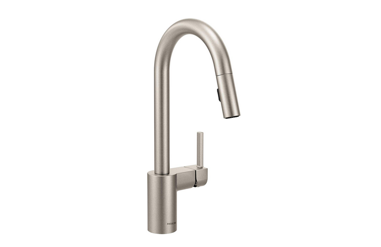 Moen 7565SRS Align One-Handle Modern Kitchen Kitchen Pulldown Faucet Review