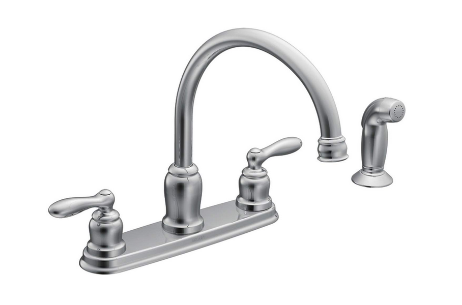 Moen CA87888 High-Arc Kitchen Faucet from the Caldwell Collection Review