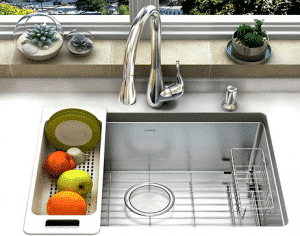 Undermount Kitchen Sink Reviews and Buying Guide