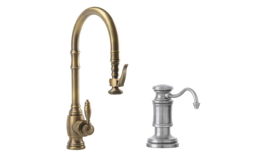 Waterstone 5600-2-PN Annapolis Kitchen Faucet Review
